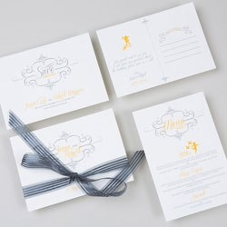 wedding and event stationary