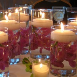 Floating Candles For Weddings