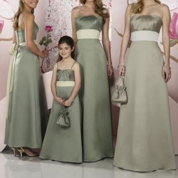 Elegant Bridesmaids Dresses