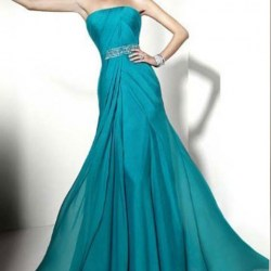 Sea Green Matric Farewell Dress