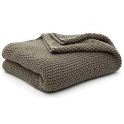 Heavy Knit Blanket