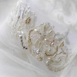 Tulle Bridal Headband