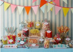 Candy Buffet - 6 items