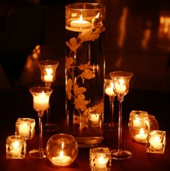 Container Candles For Weddings