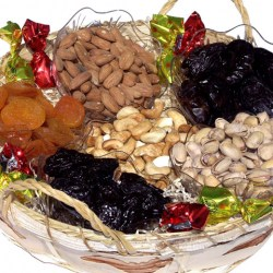Sweet & Nut Baskets